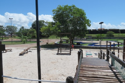 Parque do Forte Macapá