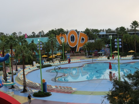 Pop Century Resort Disney World Orlando