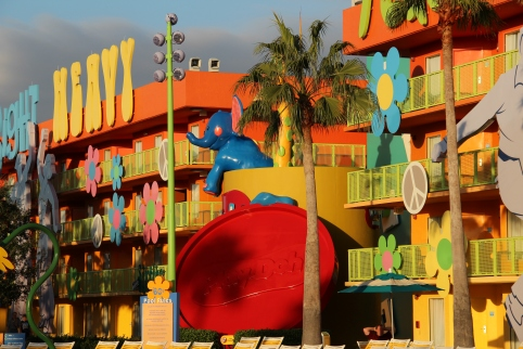 POP Century Resort Disney Orlando