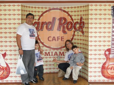 Hard Rock Cafe Bayside Marketplace Downtown Miami