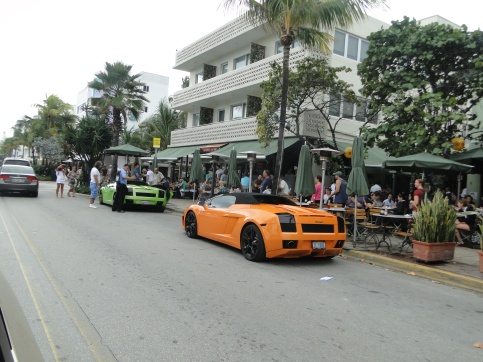 Miami Beach Ocean Drive