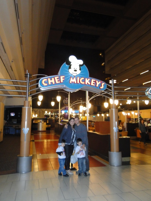 Chef Mickey`s Disney Orlando