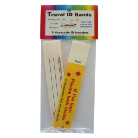 Travel ID Bands