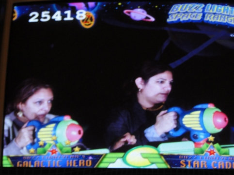 Buzz Lightyear´s Space Ranger Spin Magic Kingdom Orlando