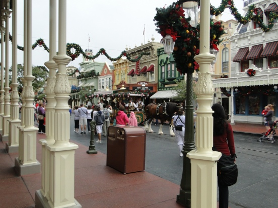Main Street Magic Kingdom Orlando
