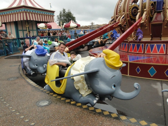 Dumbo The Flying Elephant Magic Kingdom Orlando