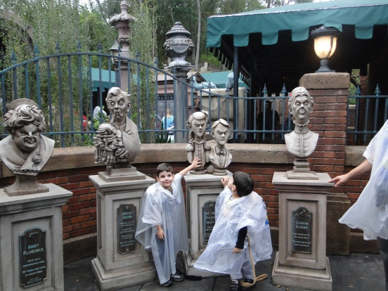 The Haunted Mansion Magic Kingdom Orlando
