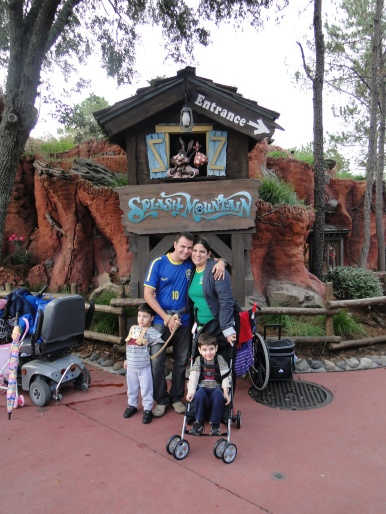 Splash Mountain Magic Kingdom Orlando