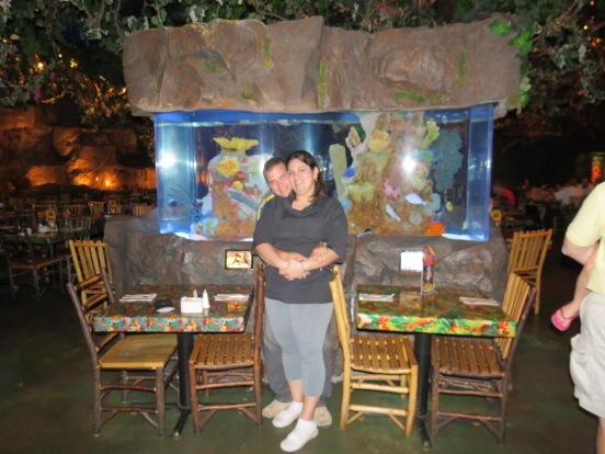 Rainforest Cafe Orlando