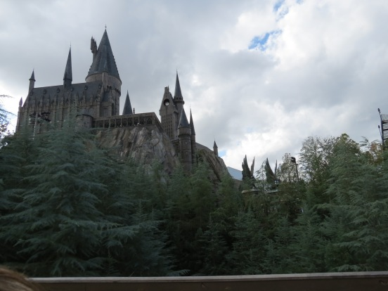 Hogwarts Island of Adventure Orlando