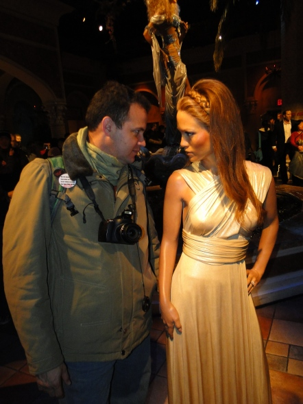 Museu de Cera Madame Tussauds New York Times Square