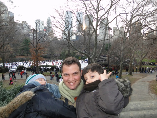 Wollman Rink Central Park New York