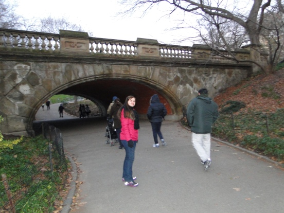 Glade Arch Central Park New York