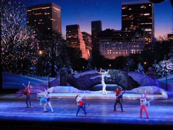 Radio City Music Hall Christmas Spectacular New York