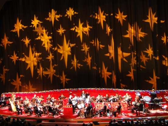 Radio City Music Hall Show de Natal New York