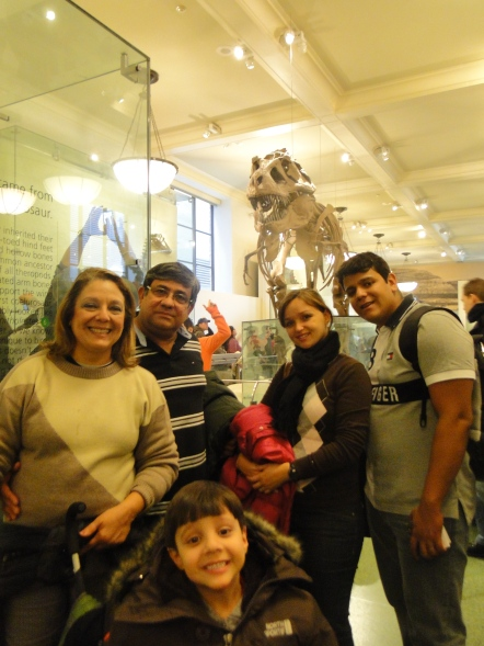 America Museum of Natural History