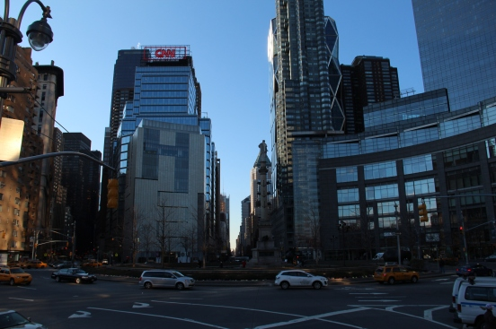 Columbus Circle e Times Warner Center Uptown Treasures e Harlem Tour New York