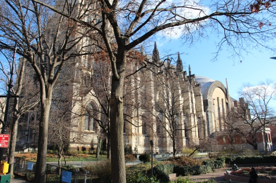 Cathedral of St. John the Divine Uptown Treasures e Harlem Tour New York