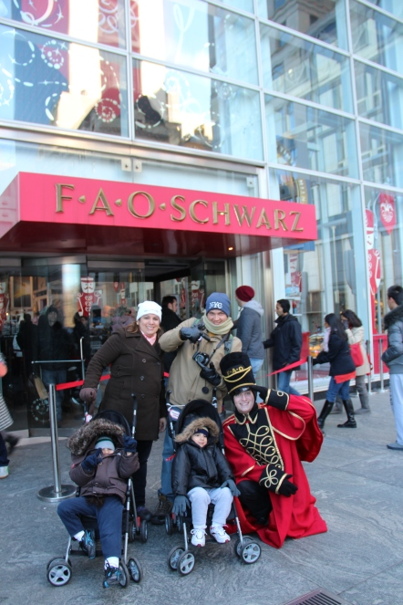Fao Schwarz Uptown Treasures e Harlem Tour New York