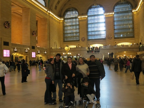Main Concourse Grand Central Terminal New York