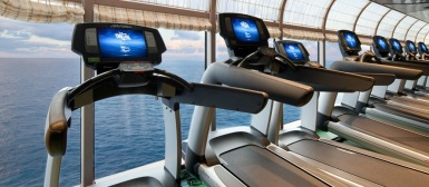Fitness (foto retirada do site do Disney Cruise)