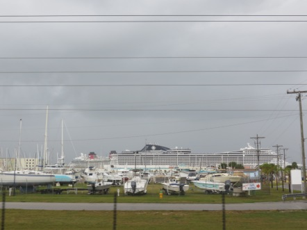Port Canaveral embarque Disney Cruise