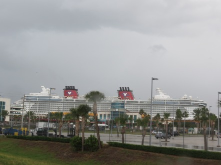 Embarque Disney Cruise Line