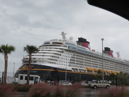 Disney Dream Cruzeiro da Disney Port Canaveral