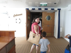 Restaurante Cabanas Disney Dream Disney Cruise line