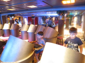Oceaneer Lab Disney Dream, Disney Cruise Line