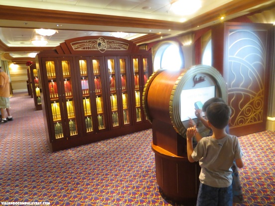 Desembarque Disney Cruise, Disney Dream