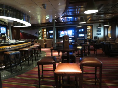 Bar 687 Conhecendo o Disney Dream