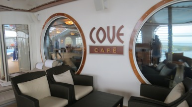 Cove Cafe Disney Dream Disney Cruise Line