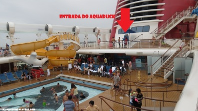Aquaduck Disney Dream, Disney Cruise Line