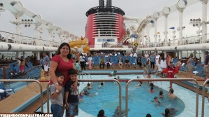 Piscinas Disney Dream, Disney Cruise Line