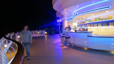 Currents Bar Disney Dream Disney Cruise Line