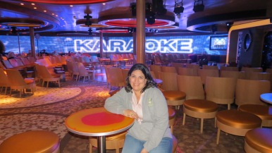 D Lounge Conhecendo o Disney Dream