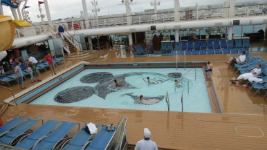 Mickey's Pool Disney Dream Disney Cruise Line