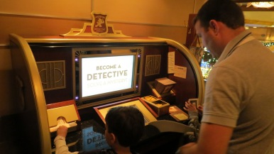 Detective Disney Dream Disney Cruise Line