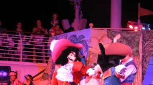 Mickey's Pirates Disney Dream Disney Cruise Line