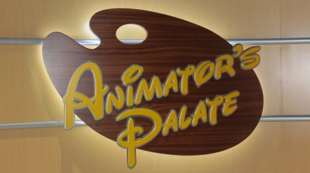 Animator's Palate Conhecendo o Disney Dream