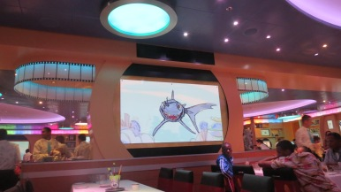 Animator's Palate Disney Dream Disney Cruise Line