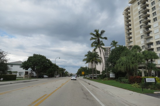 Percurso pela A1A De Fort Lauderdale a West Palm Beach Flórida