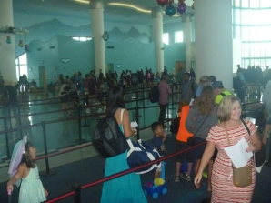 Check-in Disney Cruise line Port Canaveral