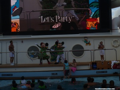 Entretenimento Disney Dream Disney Cruise Line