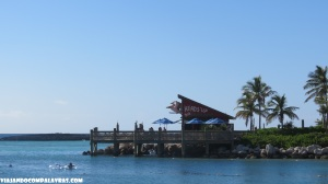 Heads Up Bar Castaway Cay Disney Dream