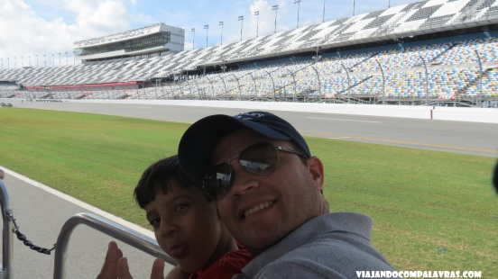 Pista do Daytona International Speedway Daytona Beach, Flórida