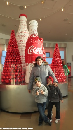 Lobby World of Coca-Cola, Atlanta, Geórgia
