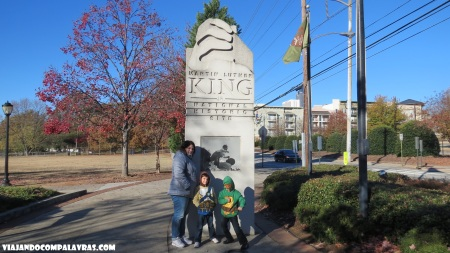 Martin Luther King Historic Site