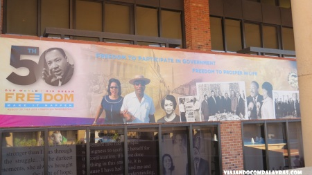 Freedom Hall Martin Luther King Historic Site, Atlanta